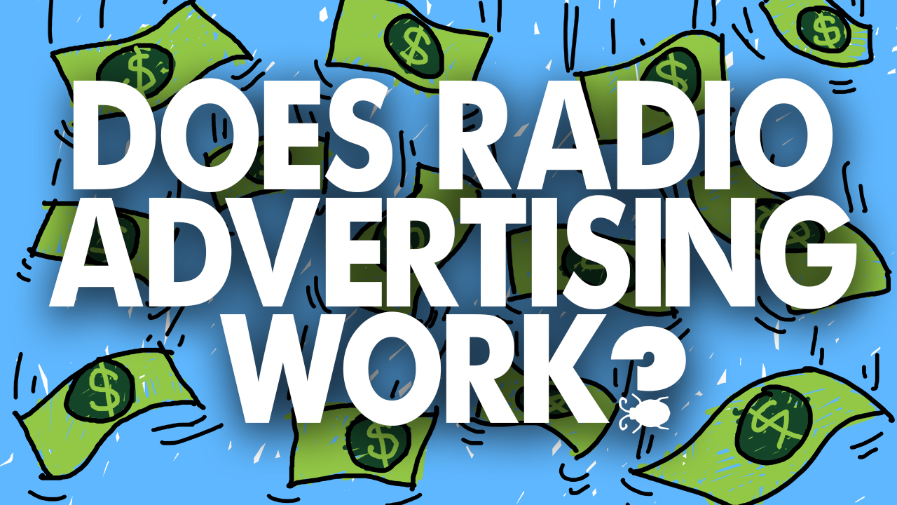 Does radio advertising work 80